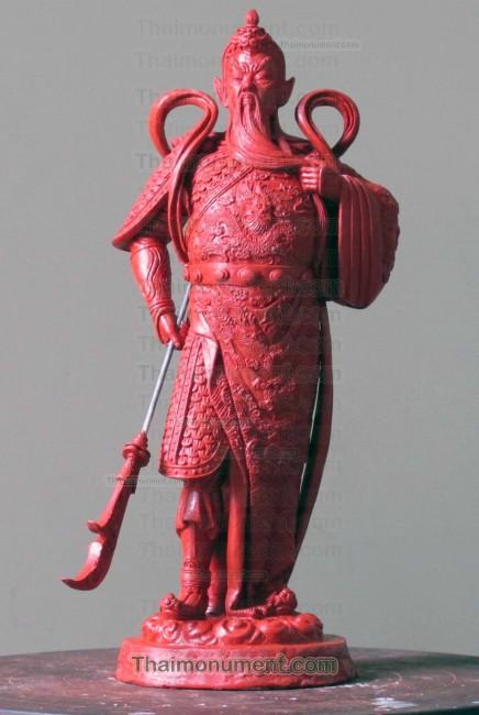รูปปั้นกวนอู รับหล่อพระพุทธรูป รับสร้างอนุสาวรีย์