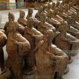 รูปปั้นที่ระลึก โรงหล่อพระ รูปปั้นกวนอู รับหล่อพระพุทธรูป รับสร้างอนุสาวรีย์